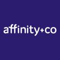 affinity +co logo tile